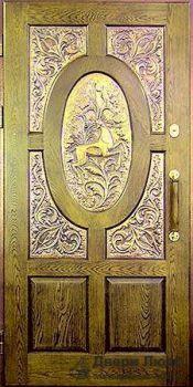 металлические двери от производителя
