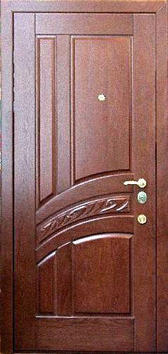 металлическая дверь  СПБ